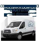 Consegna a domicilio - Veronflex